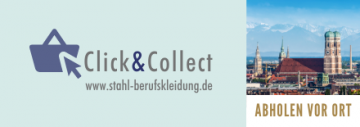 Stahl Berufskleidung GmbH - Click and Collect in München