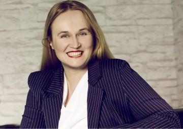 Businesstrainerin Viola Moritz