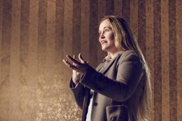 Präsentationstrainerin Viola Moritz