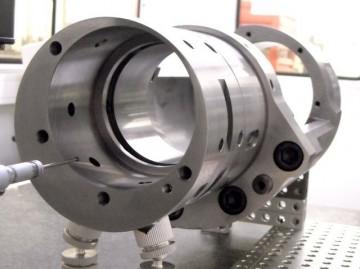 Schneider CNC-Technik Referenz-Bild - Bauteile