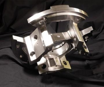 Schneider CNC-Technik Referenz-Bild Bauteile