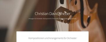 Arrangements und Kompositionen für Orchester
