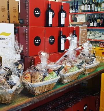 Carmen & Rosa dein Spanischer Supermarkt in Köln Referenz-Bild Moderne Spanisches Geschenkkoerbe Un