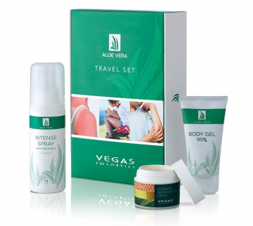 VIP BRANDS Referenz-Bild Aloe Vera Travel Set Vegas Cosmetics
