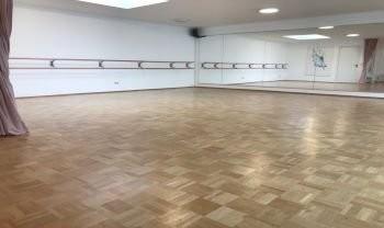 Kinderballett Frankfurt im Ballettstudio Ost