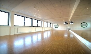 Kinderballett Frankfurt im  Groove Dance Studio