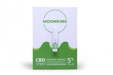 CBD Mundspray MoonKing