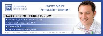 Allensbach-Hochschule aus Konstanz - Referenz-Bild 001