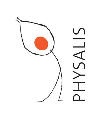 Physiotherapie in Kreuzberg Physalis Referenz-Bild Logo Physalis Rgb