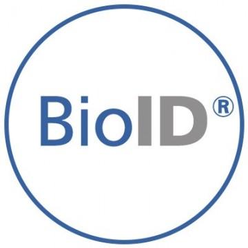 BioID GmbH Referenz-Bild Bioid Gmbh Logo Biometrie Made In Germany