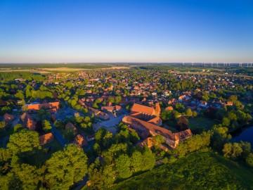 Grüneflügel Luftaufnahmen Referenz-Bild Luftaufnahme Ebstorf