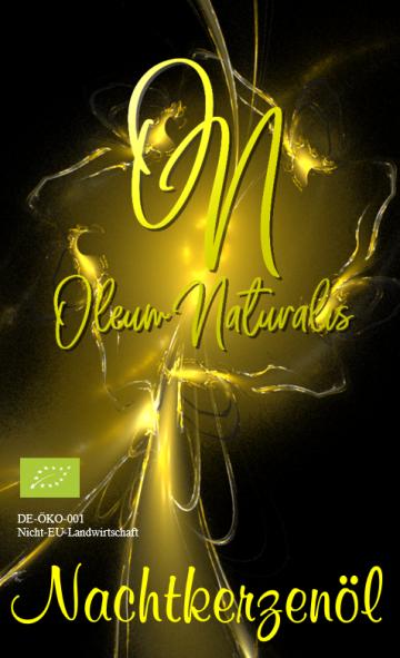 Naturmittel Schlierf Referenz-Bild Nachtkerzenoel 250ml Etikett