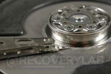 RecoveryLab Datenrettung Referenz-Bild Oberflaechen Schaeden Recoverylab