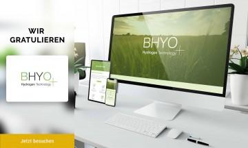 ALL-ABOUT GmbH Referenz-Bild Website Bhyo